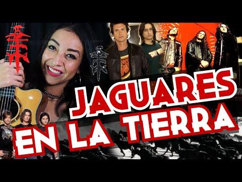 JAGUARES – EN LA TIERRA (Cover: CLAUZEN VILLARREAL)