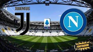 Прогноз на матч Чемпионата Италии Ювентус - Наполи смотреть онлайн бесплатно 07.04.2021
