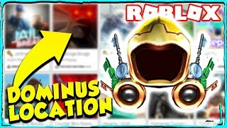 🔴 ROBLOX GETTING THE GOLDEN DOMINUS! SECRET BOSS LOCATION | Ready Player One Event (All Keys Found)