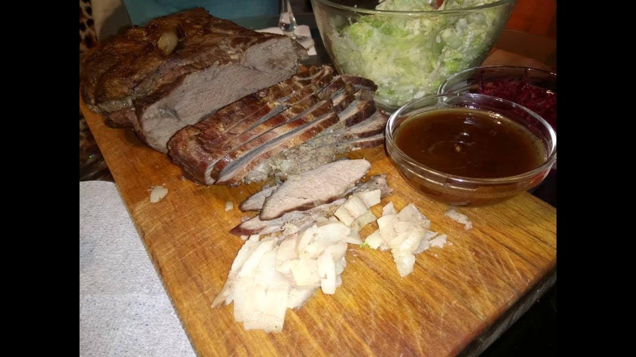 Как приготовить косулю. Лопатка дикой козы. Запеченное мясо косули. Как приготовить дикую козу.