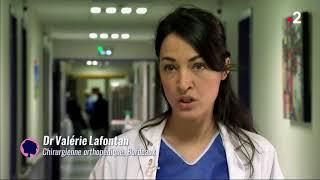 Reportage France 2 : e-fitback, une application pour suivre les patients opérés
