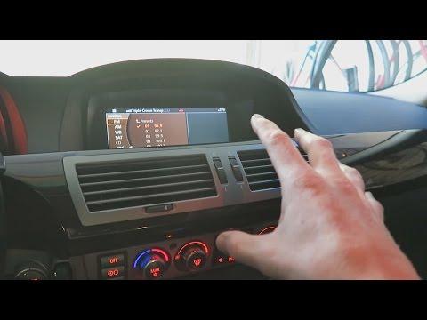 A/C Heater Not Blowing Cold Air Hot Air FIX - BMW E65 E66 - YouTube