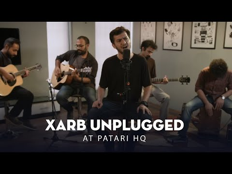 Kashmakash - XARB | Unplugged at PATARI in collaboration with Farhan Zameer