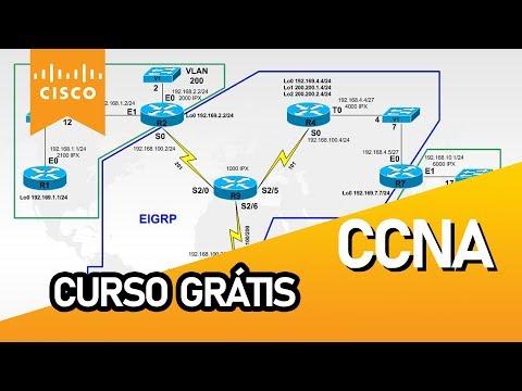 Curso Grátis - CCNA