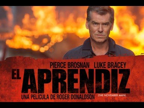 El Aprendiz (November Man) - Trailer Oficial Subtitulado