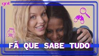 Luísa Sonza surpreende fã que a acompanha em todos os shows   +Autênticas