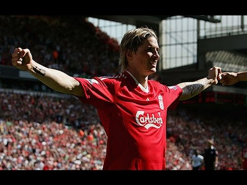 He Was A Red Torres Torres! (Liverpool's Number 9 - English Version)