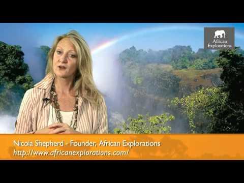 Luxury Safari in Zambia (visit AfricanExplorations.com)