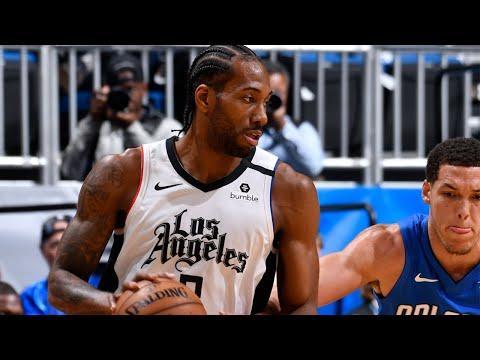 LA Clippers vs Orlando Magic Full Game Highlights | January 26, 2019-20 NBA Season