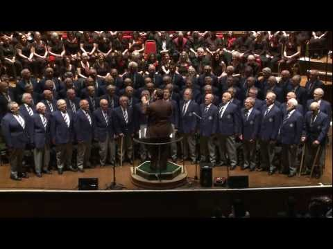 Gwahoddiad. Bristol Male Voice Choir, Gurt Winter Concert 2012, The Colston Hall