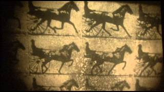 Eadweard Muybridge Magic Lantern Show Trailer