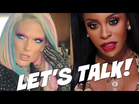 JACKIE AINA & JEFFREE STAR COLLABS LAUNCH TO MIXED REVIEWS! thumbnail