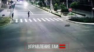 Фото Насмерть сбили пешехода.  ДТП произошло В Тирасполе на перекрестке улиц Луначарского и 25 Октября.