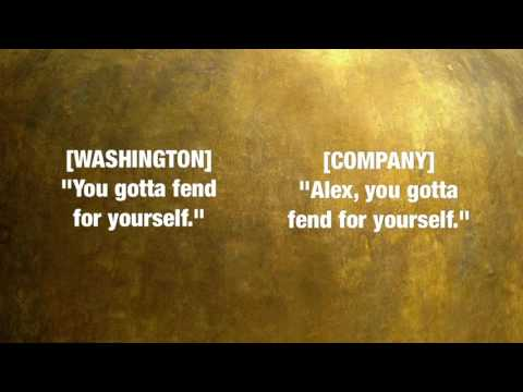 Alexander Hamilton Lyrics (Instrumental) - Hamilton