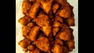 Wicked Chicken Pakora Recipe, Fried Chicken