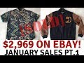 What's Selling On eBay RIGHT NOW | What Sold On eBay January 2019