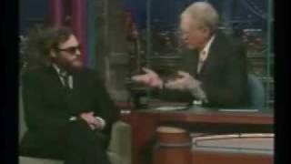 Joaquin Phoenix On David Letterman - Is He For Real or on Drugs?