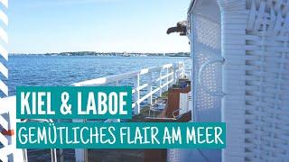 Die #Deutschlandentdecker | Kiel und Laboe ⚓