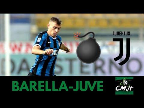 """""""Sarri Vorrebbe Portare Barella Alla Juventus"""""""