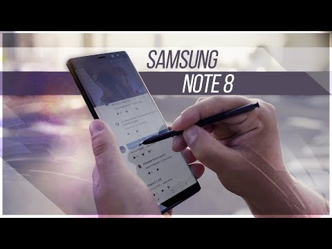 Полный обзор Samsung Galaxy Note 8. Лучшее, что делали в Samsung!