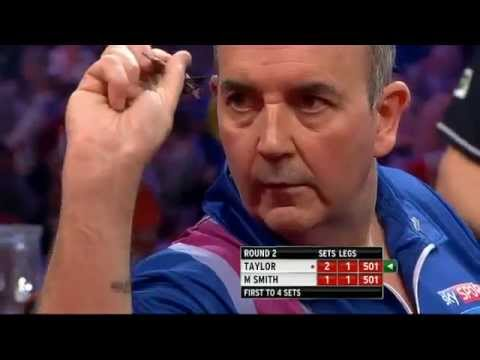 Phil Taylor vs Michael Smith - PDC World Darts Championships 2014 Second Round