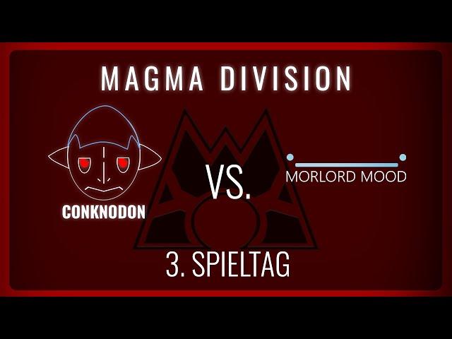 Conknadon vs. Morlord Mood, 3. Spieltag Magma Division   NERDKRAM POKEMON LEAGUE