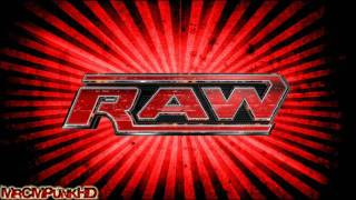 "WWE: Raw Theme ""Burn It To The Ground"" [CD Quality + Download Link]"