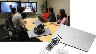 Thiết bị hội nghị truyền hình trực tuyến CISCO SX 20 | Giải pháp truyền hình trực tuyến