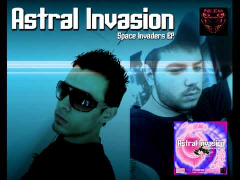 Astral Invasion - Space Invaders