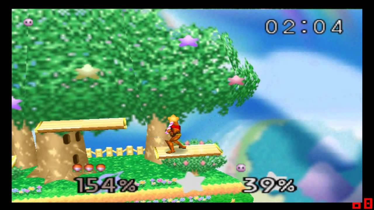 Super Smash Bros Pc Recordando Viejos Juegos 2 Nintendo 64 Youtube