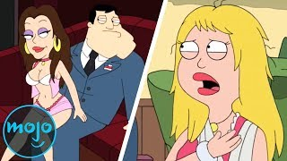 Top 10 Reasons Why Francine Smith Should Divorce Stan