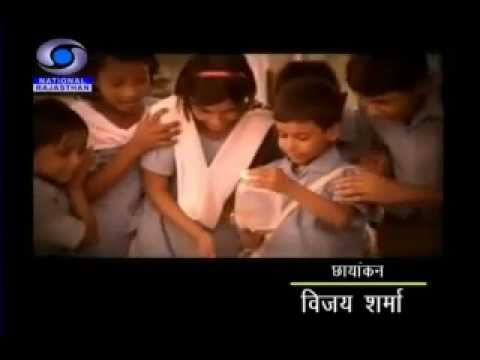 Akshaya Patra Foundation-Rajasthan Featured on Doordarshan -- Part2