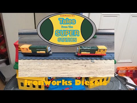 Tales From The Super Station: Ironworks Diesels