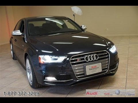 2013 audi s4 prestige 3 0t supercharged s tronic quattro b8 sedan youtube. Black Bedroom Furniture Sets. Home Design Ideas