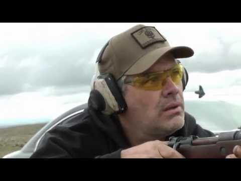 The Impossible Shot - Ernie Jimenez goes for the open-sights long range world record