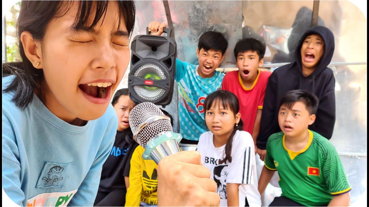 Tony | Cuộc Thi Hát Karaoke Đỉnh Cao Trong Nhà Doraemon