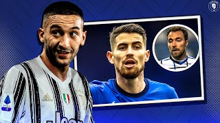 ... : in today's chelsea news i breakdown the ziyech to juventus or ac m...