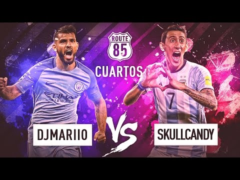 ROUTE 85 | CUARTOS DE FINAL | DjMaRiiO vs Skullcandy
