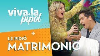¡Le pidió matrimonio! Rocío Marengo demostró su locura por Rafa Araneda - Viva La Pipol