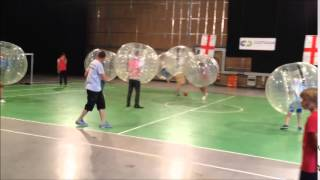 Len vs the world- Bubble Football