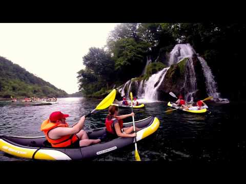 Drina Kayak Adventure - Serbia
