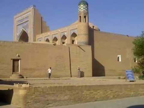 Khiva, Uzbekistan, today, 27 April 2012