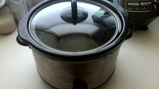 ✅  How To Use Crock Pot Original Slow Cooker Review
