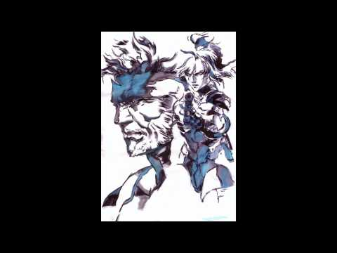 MGS2 Menu Theme - Extended Version