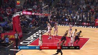 2nd Quarter, One Box Video: Los Angeles Clippers vs. Dallas Mavericks