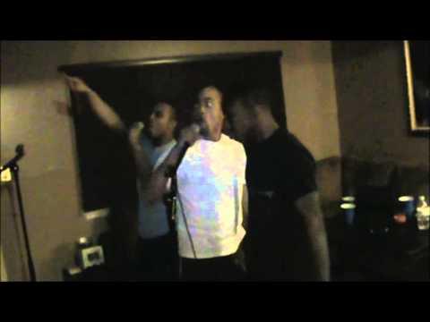 Hot mess Karaoke...lol