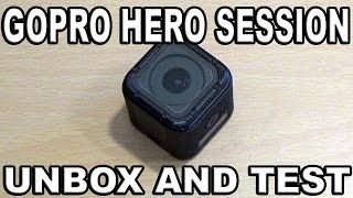 Gopro Hero Session ♦ Best buy bundle unboxing