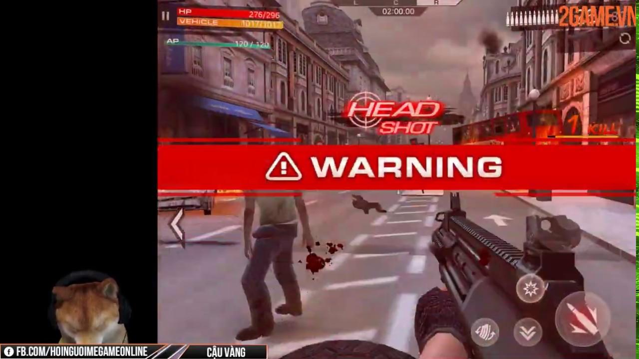Chase Fire – Game bắn súng phiêu lưu với đồ họa 3D ấn tượng