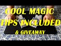Card Tricks French Twist Performance Magic Tips Revealed Give Away