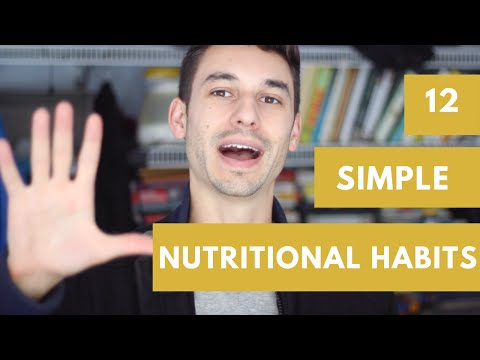12 simple Nutritional Principles Behind Massive Weight Loss Success